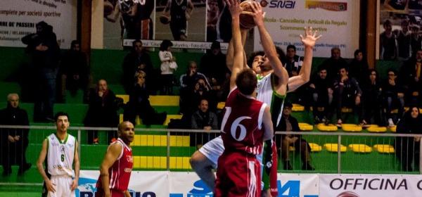 Magic Basket Chieti-Penta Basket Teramo