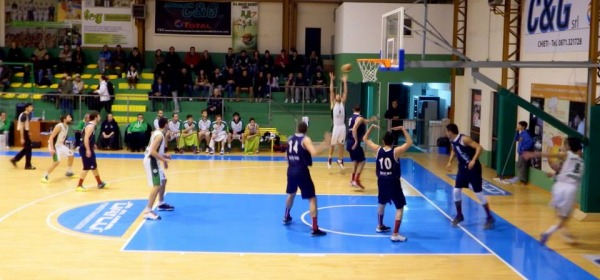 Magic Basket Chieti-We're Ortona