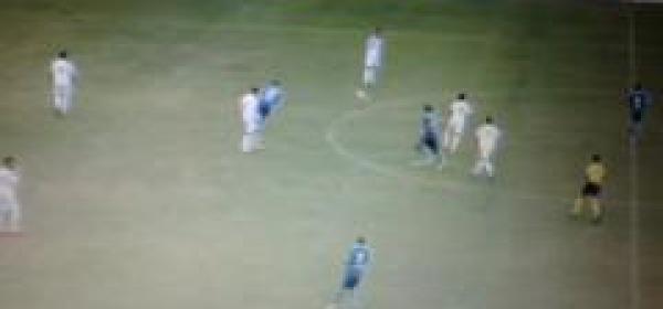 Una fase del match