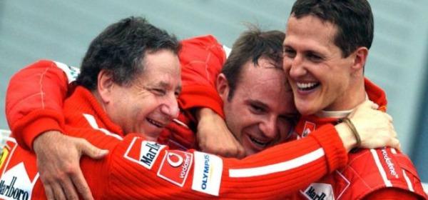 Michael Schumacher, le foto piu' belle della carriera
