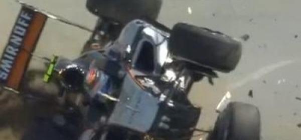 Sergio Perez Incidente Gp d'Ungheria di Formula 1