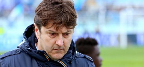 Il presidente del Pescara, Daniele Sebastiani