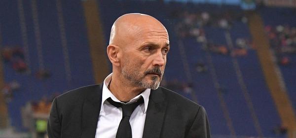 Luciano Spalletti  - foto da twitter 'AS Roma'