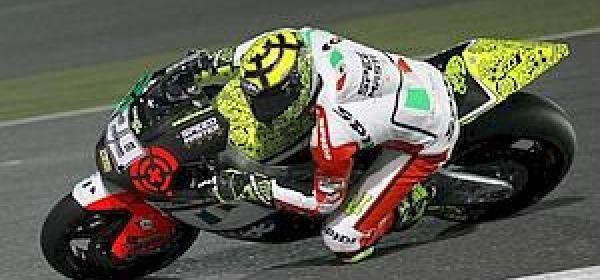 Andrea Iannone (Suter), ottimo 2° dal 16° in griglia. Reuters