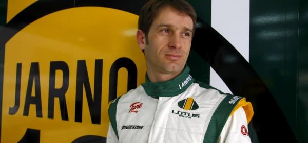 Jarno Trulli Lotus Renault