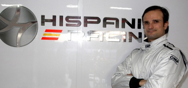 Tonio Liuzzi Hispania Racing