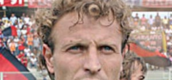 Fabrizio Cammarata, attaccante Angolana
