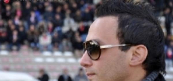 Il dg biancorosso Massimo D'Aprile