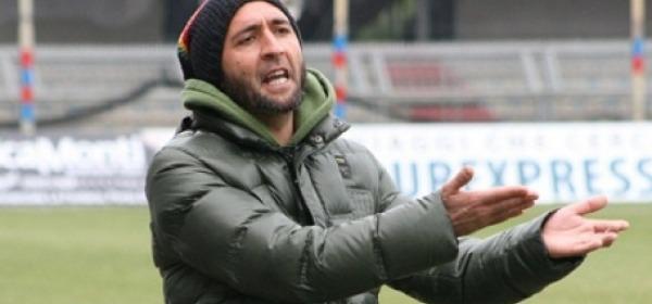 Il tecnico biancorosso Roberto Cappellacci