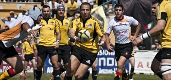 Sfida al vertice per l' AutoSonia Avezzano rugby
