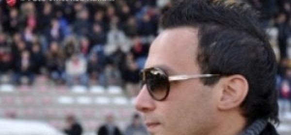 Il direttore generale del Teramo, Massimo D'Aprile
