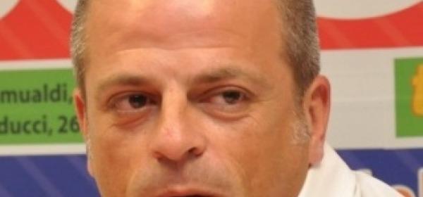 Il ds del Teramo, Marcello Di Giuseppe