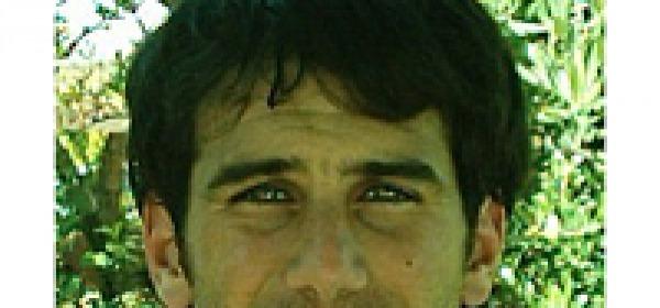 L'attaccante del Teramo, Luis Arcamone