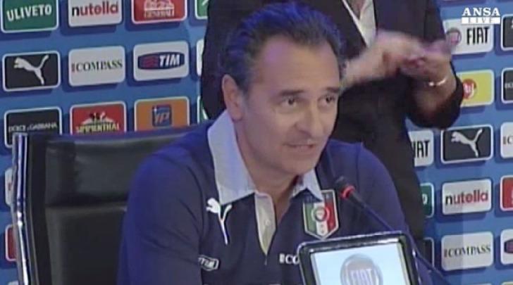 Cesare Prandelli Coverciano